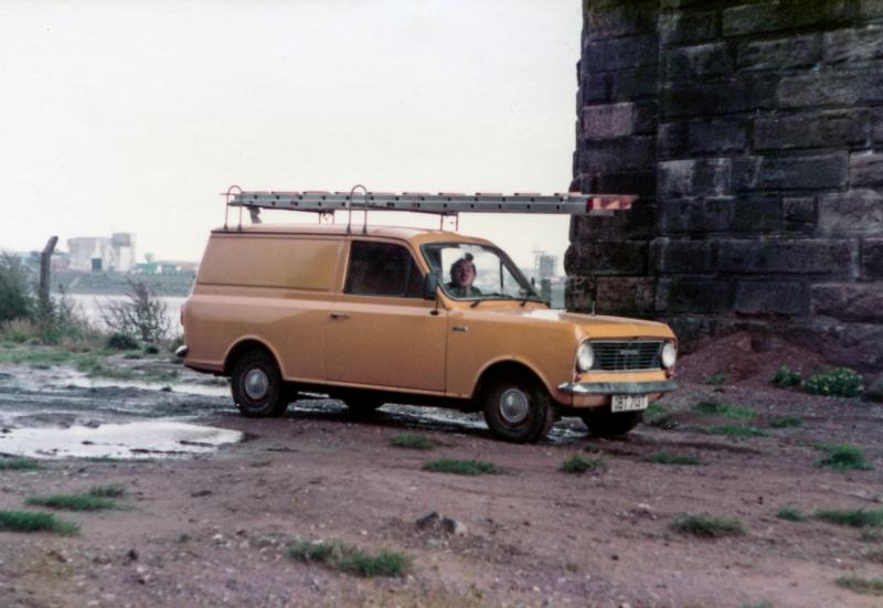 Original M&Y van