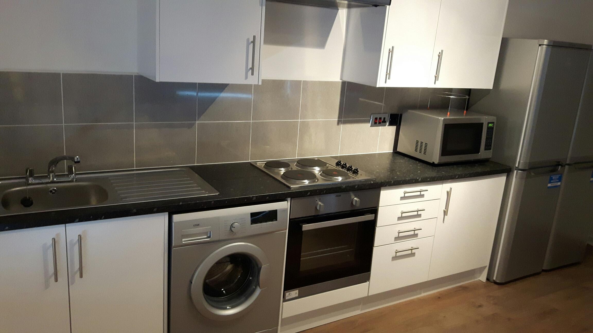 Salford refurbishment kitchen