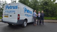 Van donation to Petrus by M&Y